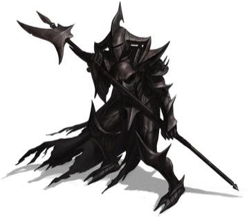 Local Hell Knight Pzo85010