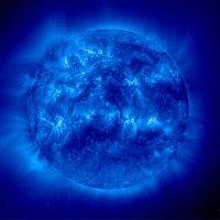 Etanissa, la planète bleue...