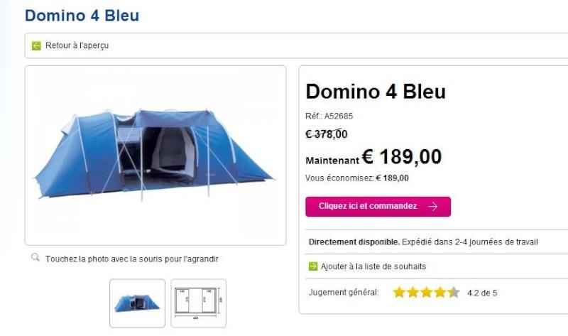 recherche tente 4 ou 6 personne 200 euros maxi svp Captur10