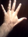 "what is importance of symbol "" M "" in palmistry ??? Img08710"