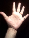 "what is importance of symbol "" M "" in palmistry ??? Img08810"