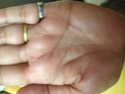 "what is importance of symbol "" M "" in palmistry ??? Photo210"