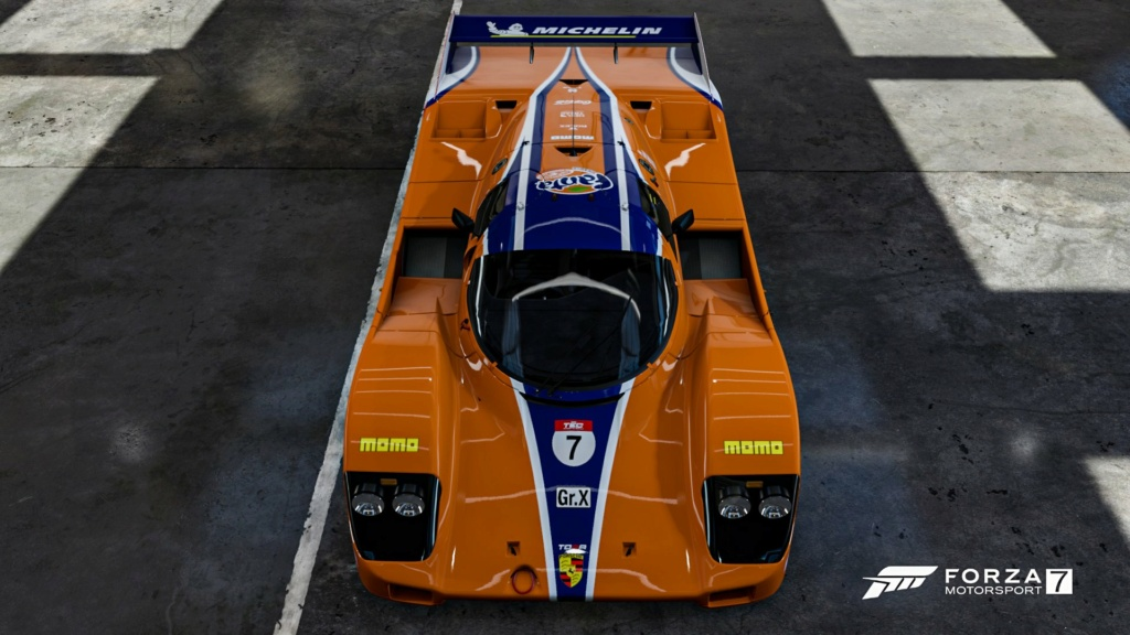 TEC R4 24 Heures du Mulsanne - Livery Inspection - Page 6 21f39b10
