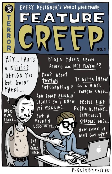 Feature Creep Featur12