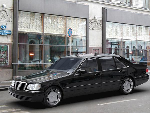 Mercedes classe S W140 110