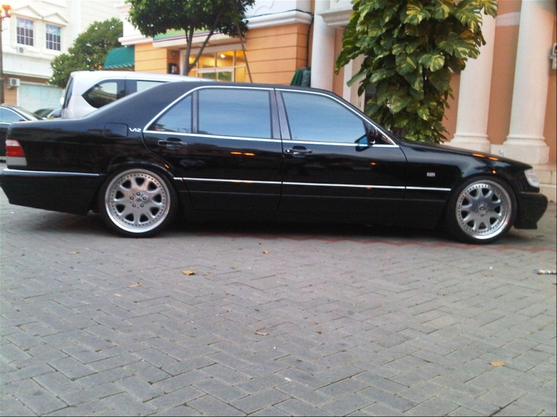 Mercedes classe S W140 14215210