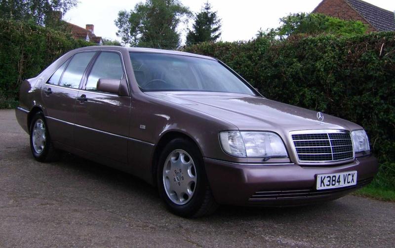 Mercedes classe S W140 1_110