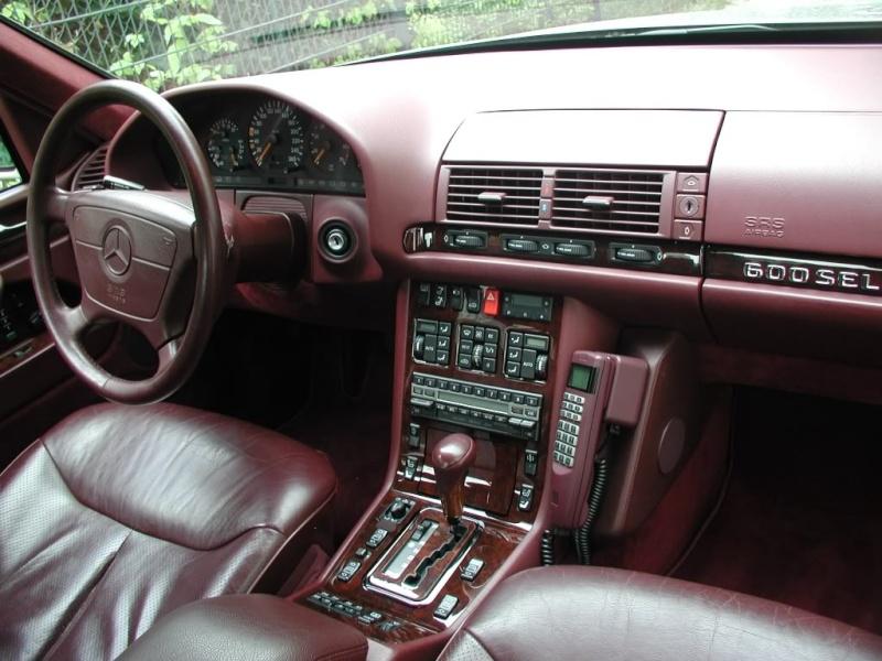Mercedes classe S W140 36907710
