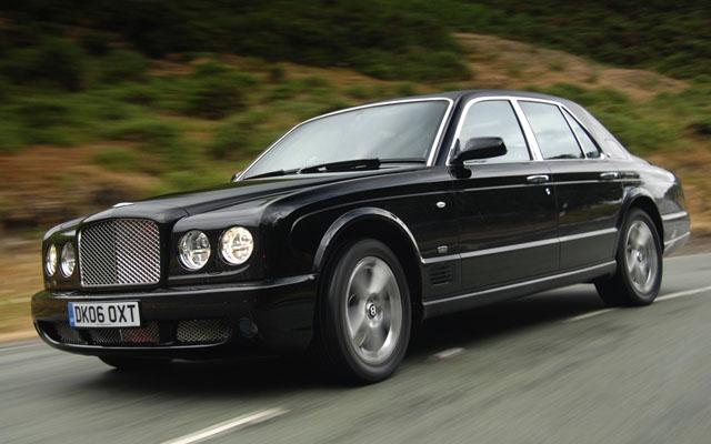 Bentley Arnage  4b727111