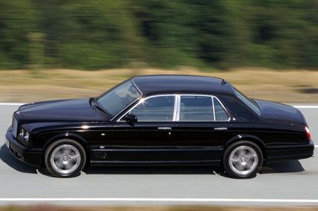 Bentley Arnage  Bentle12