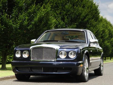 Bentley Arnage  Bentle13