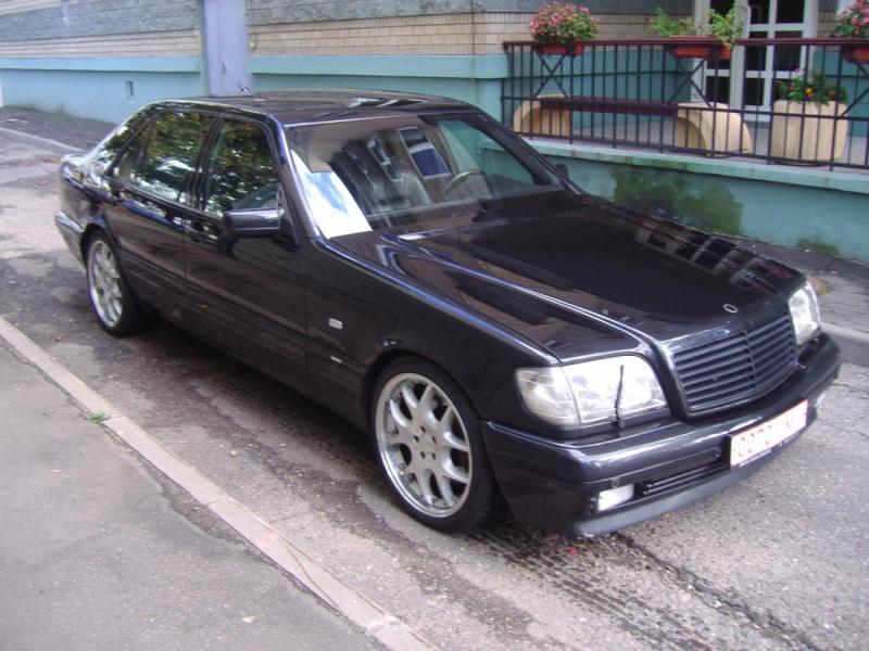 Mercedes classe S W140 Brabus10