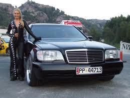Mercedes classe S W140 Images11