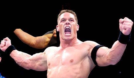 John Cena Arm Surgury Photos Fake? Cena_a12
