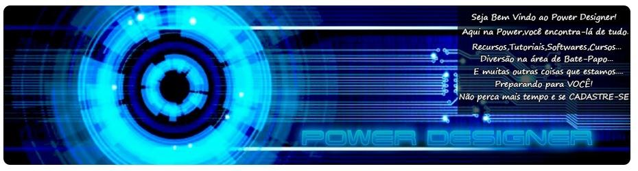 Publicação:Power Designer Banner12