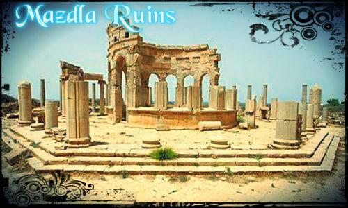 Mazdla Ruins Mazdla10