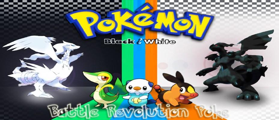 battle revolution Poke