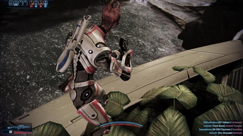 Mass effect multiplayer bug Massef12