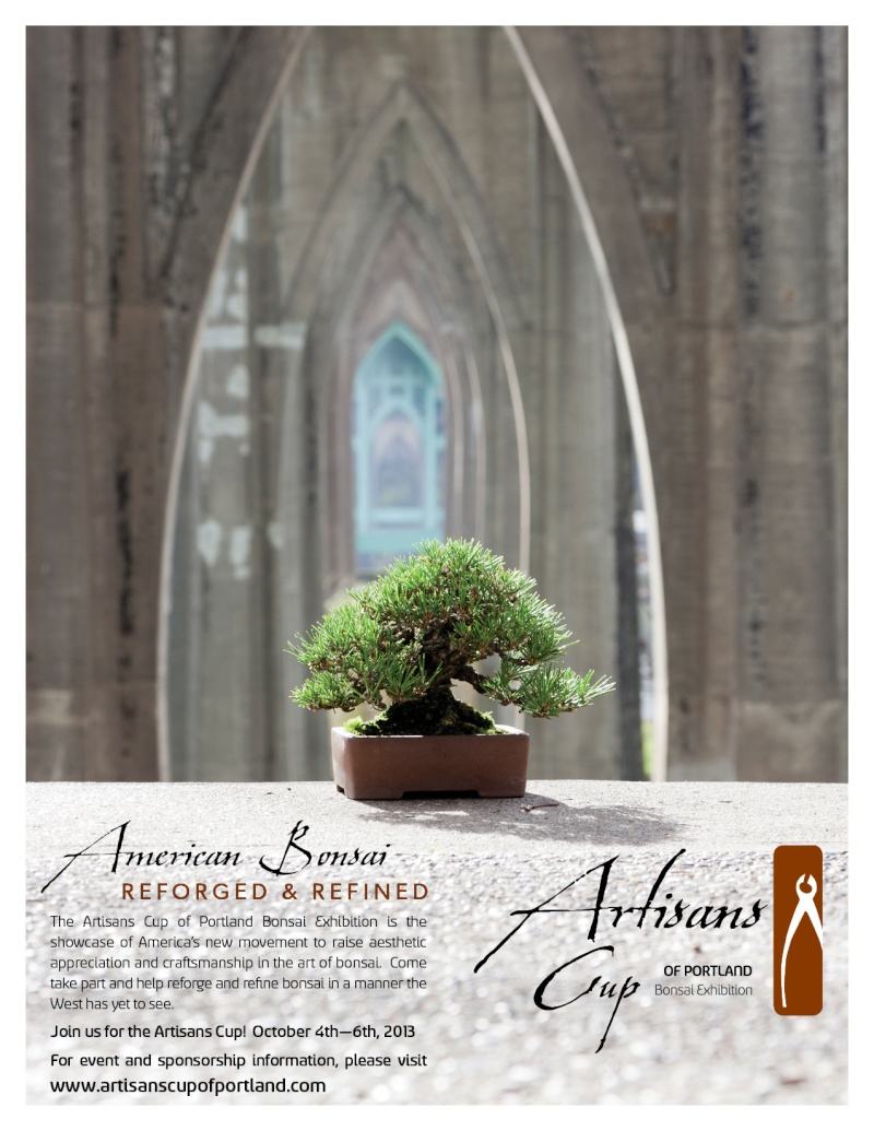 Artisans Cup of Portland Bonsai Exhibition Artisa11