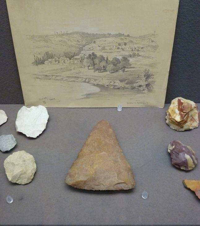 Visite du musée d'Aquitaine. P1030114