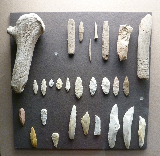 Visite du musée d'Aquitaine. P1030130