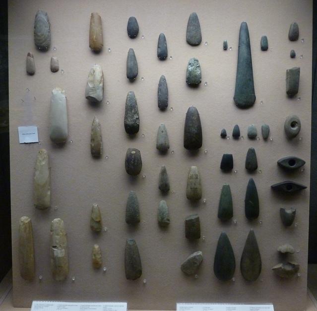 Visite du musée d'Aquitaine. P1030220