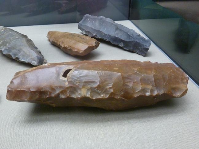 Visite du musée d'Aquitaine. P1030225