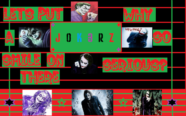 JUDGE THE ART CONTEST SUBMISSIONS. Joker_10