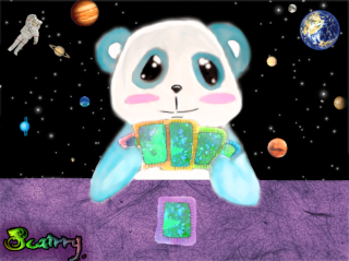 OMGPOP Fan Art Pandac10