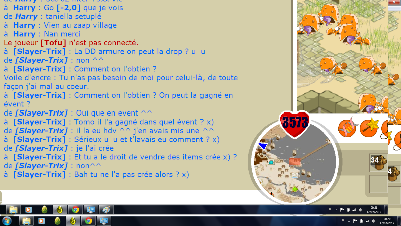 Petit screen :) Screen10