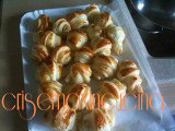 Croissant di pasta sfoglia con olive farcite Img_1411