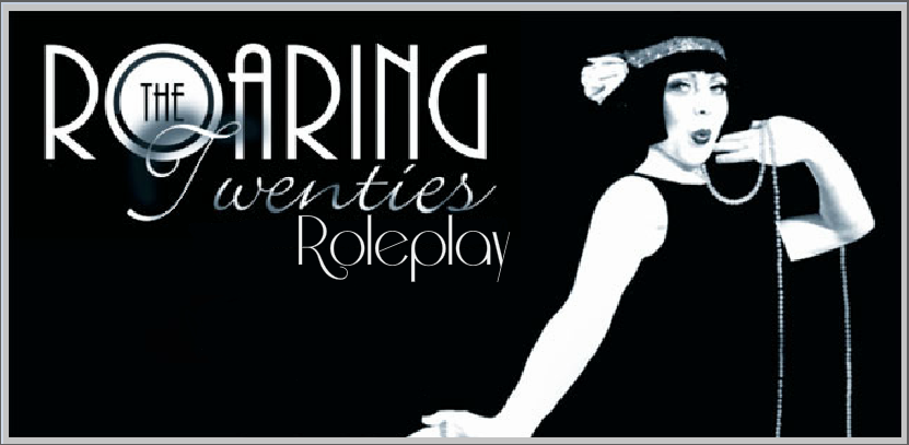 The Roaring 20s: 1920s Role-Play