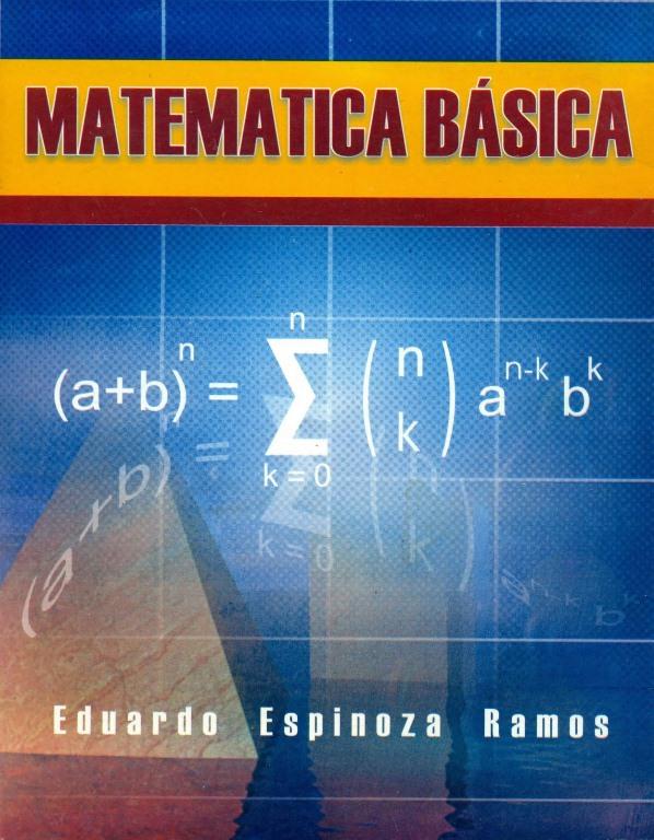 Libro de Matemática basica [Eduardo Espinoza Ramos] 110