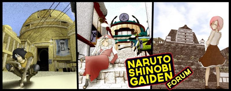 Naruto Shinobi Gaiden Forum