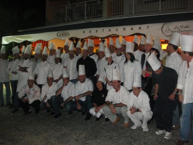 [Dimanche 11 juillet 2010] REPAS DES CHEFS A LA TABLE DES GOURMETS Dsc01918