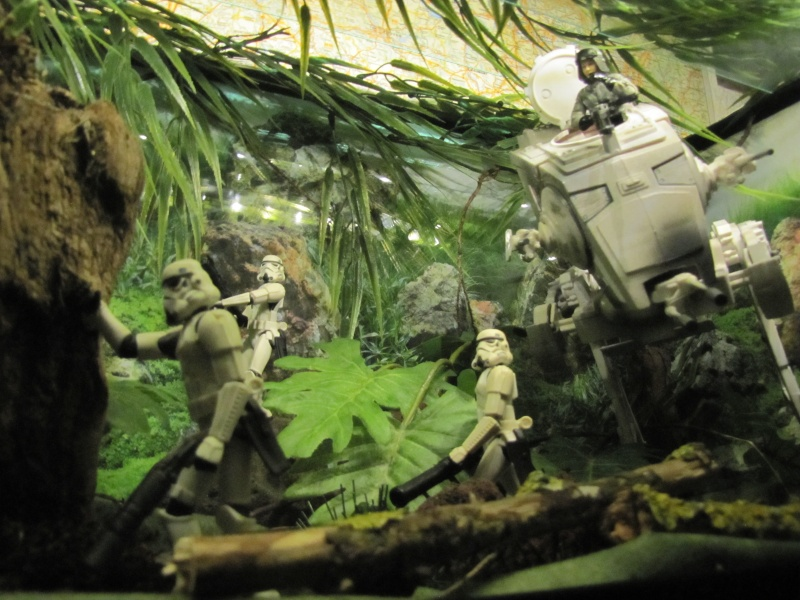 Diorama bataille d'Endor - Page 4 Img_1517