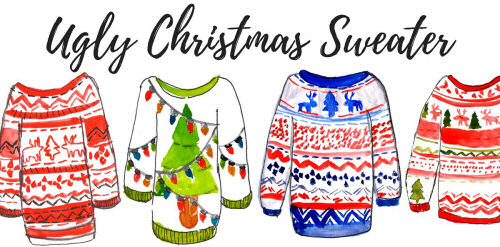 CONTEST: Ugly Christmas Sweater Contest Ugly-s10