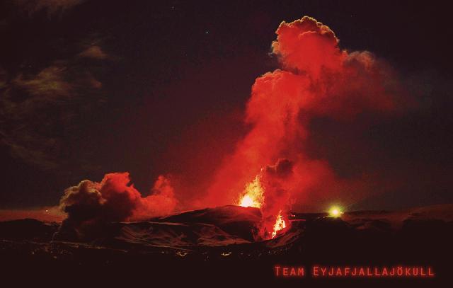 Team Eyjafjallajökull