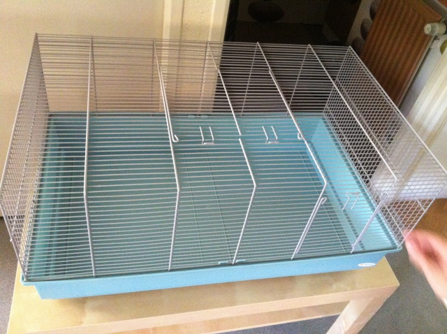 Cage Mary Rat ferplast (2 rats)  Img_8413