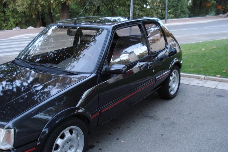 [herve13] 205 GTI 1.9L 130cv Noir Onyx 1992 Dsc04215