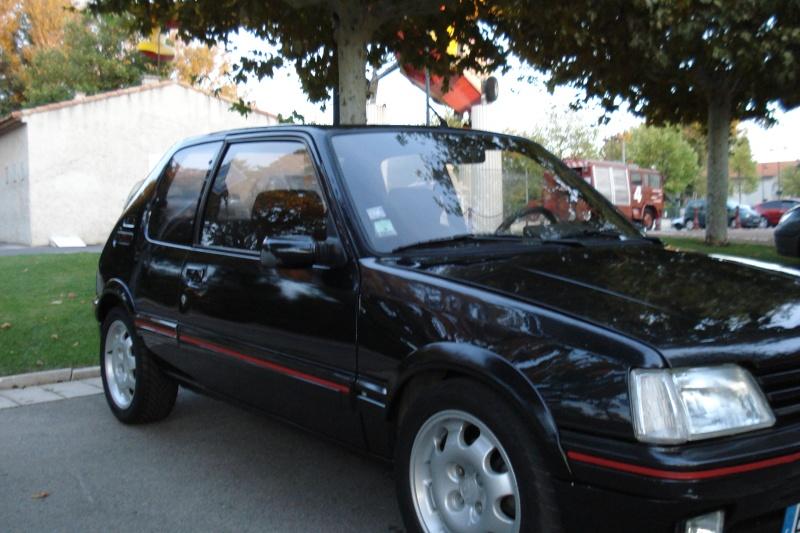[herve13] 205 GTI 1.9L 130cv Noir Onyx 1992 Dsc04218