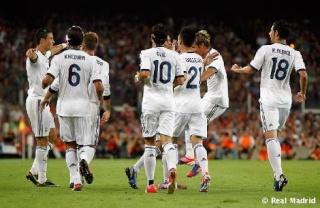 الجماهير تعطي الأفضلية لريال مدريد  28d57210