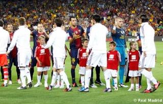 ريال مدريد سوف يُسافر لمدينة برشلونة يوم الأحد   Barcel10