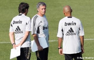 مورينهو: أريد تدريب ريال مدريد لسنوات عديدة   Entren10