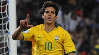 ريكاردو يقود البرازيل لتحقيق الفوز ضدَ اليابان   Kaka_b10