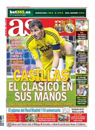 غلاف صحيفة الآس 6 - 10 - 2012  Portad11