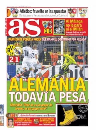 غلاف صحيفة الآس 25-10-2012  Portad13