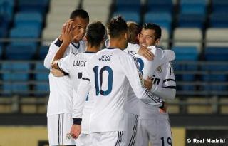 الكاستيا يُحقق فوزهُ الثالث على ملعب دي ستيفانو . الكاسيتا 3 - 2 لاس بالماس  Real_m15