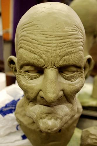 Old man Detail13