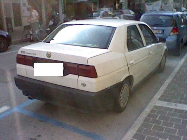 Avvistamenti auto rare non ancora d'epoca - Pagina 40 Alfa_r14